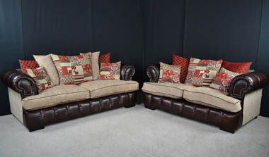 Chesterfield Sofa £799, call us now on 02477 982614