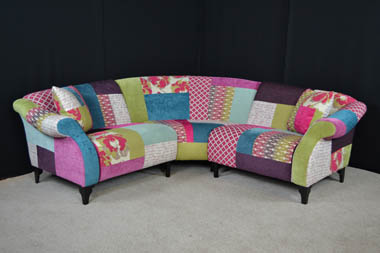 Doll Patchwork Sofa £699, call us now on 02477 982614
